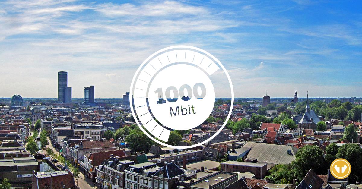 1000 Mbit Leeuwarden